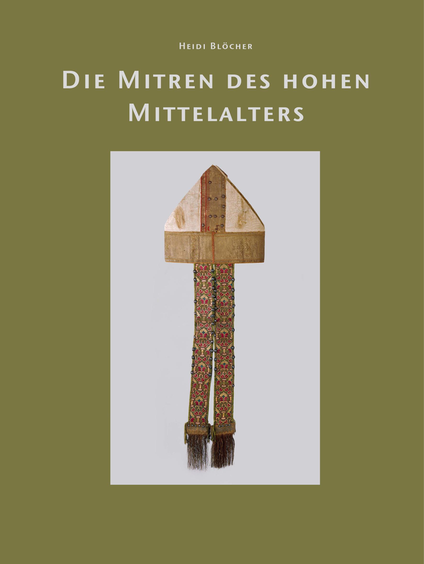 Die Mitren des hohen Mittelalters - Abegg Stiftung