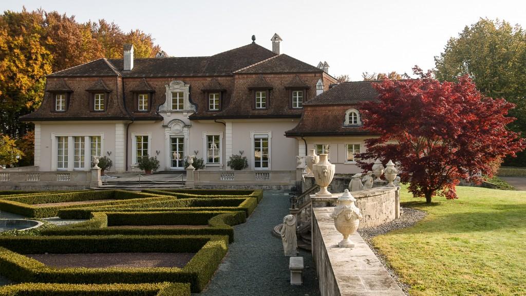 villa abegg das wohnhaus der stifter als museum abegg. Black Bedroom Furniture Sets. Home Design Ideas